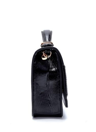 Derimod Kadın Çanta (Lds193827) Klasik Siyah